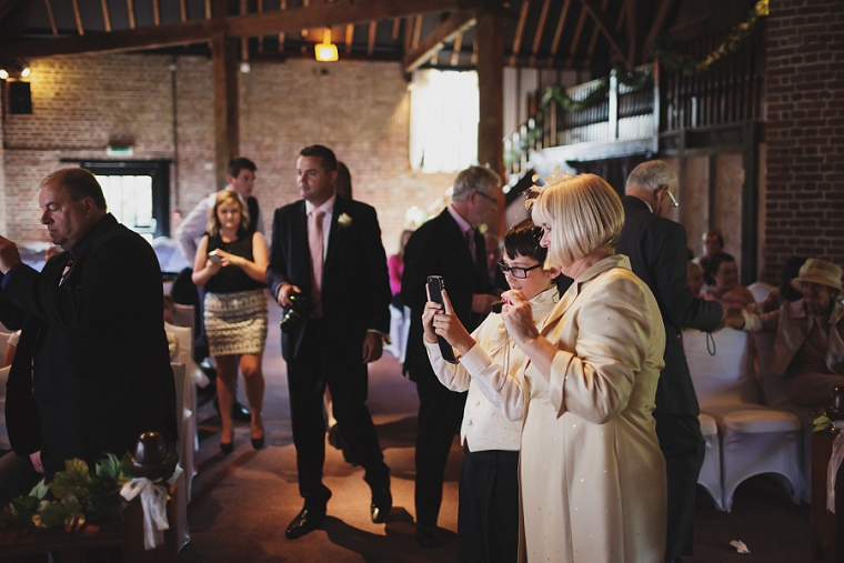Real Wedding at Cooling Castle Barn in Kent 042