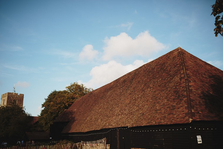 Kent Wedding Photographer at Tithe Barn in Lenham Kent030