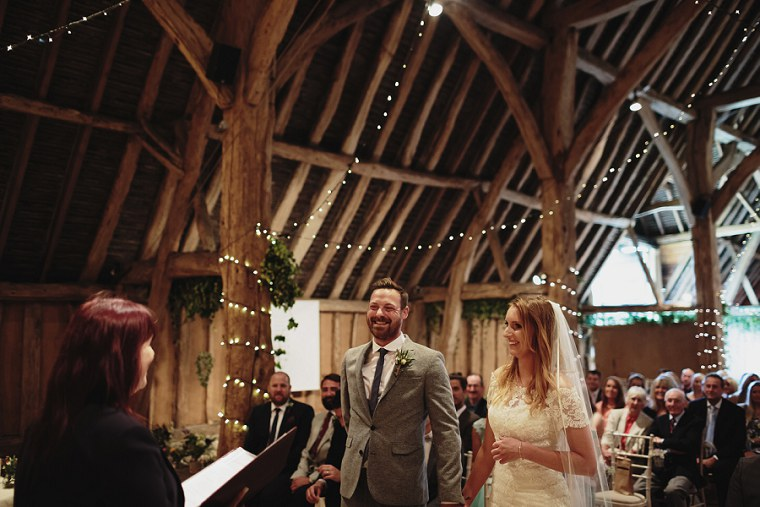 Kent Wedding Photographer at Tithe Barn in Lenham Kent049