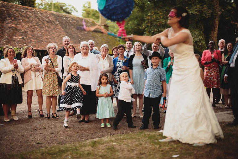 Kent Wedding Photographer at Chilham Village Hall 134