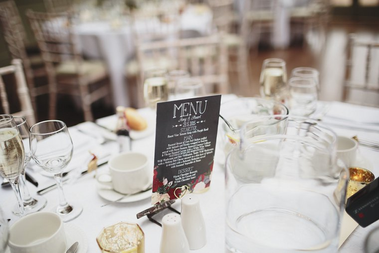Oftley Place Country House Wedding Photography 059