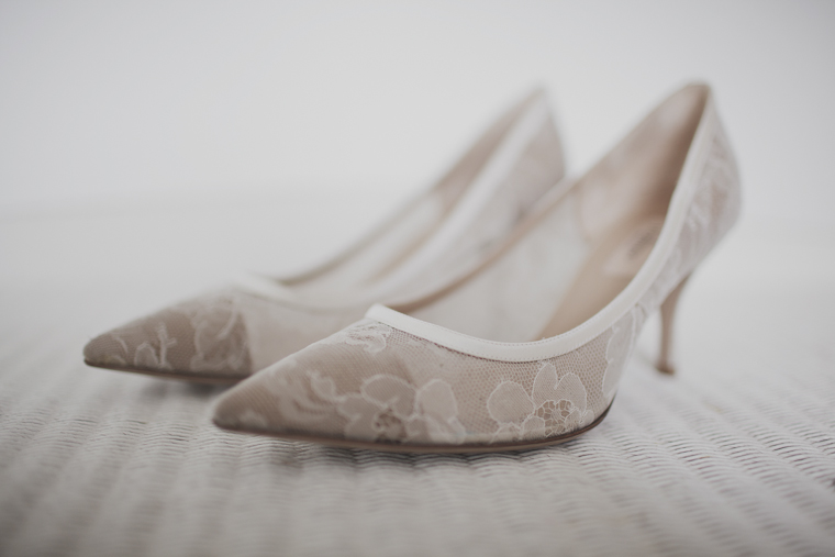 Valantino wedding shoes