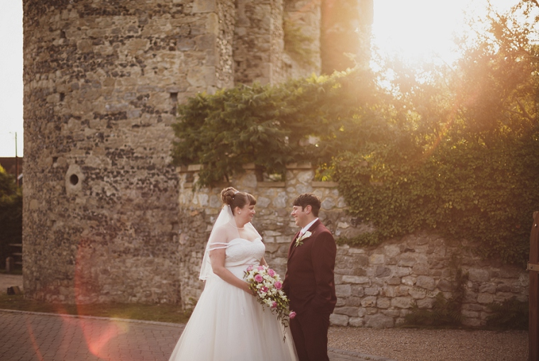 Real Wedding at Cooling Castle Barn in Kent 081