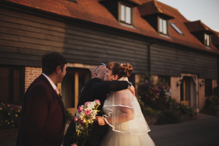 Real Wedding at Cooling Castle Barn in Kent 087