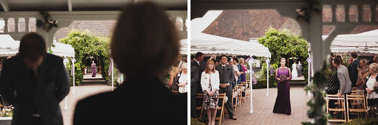 Wedding Photography at The Old Kent Barn 021