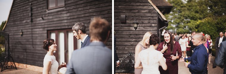 Wedding Photography at The Old Kent Barn 043
