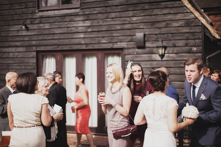 Wedding Photography at The Old Kent Barn 046