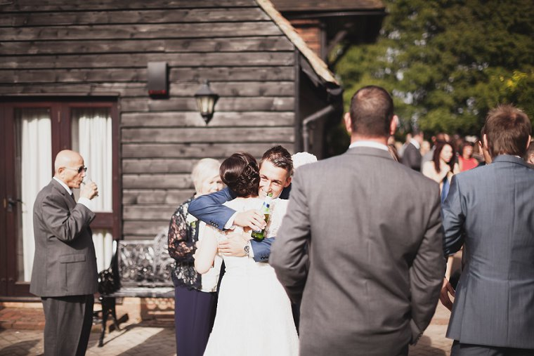 Wedding Photography at The Old Kent Barn 047