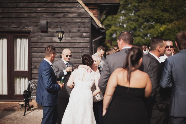 Wedding Photography at The Old Kent Barn 048
