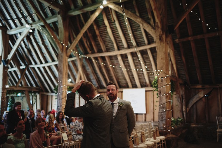 Kent Wedding Photographer at Tithe Barn in Lenham Kent039