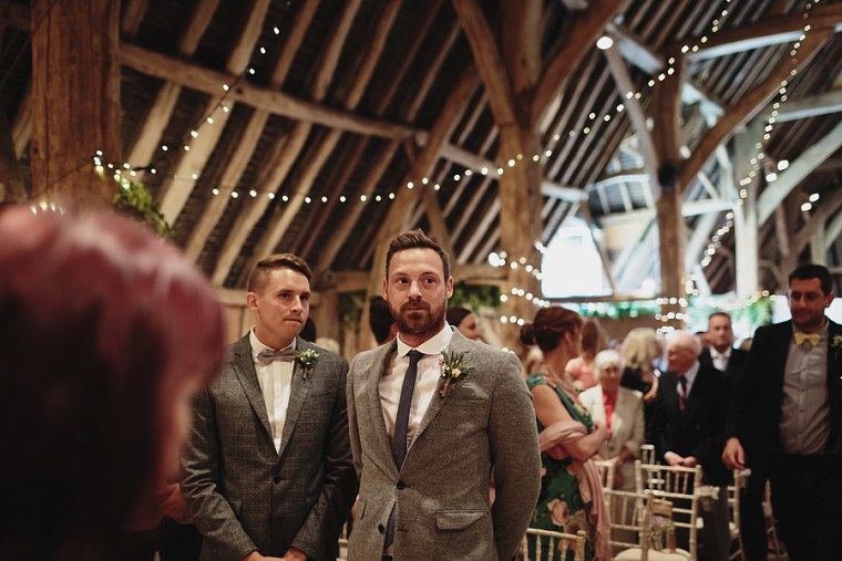 Kent Wedding Photographer at Tithe Barn in Lenham Kent042