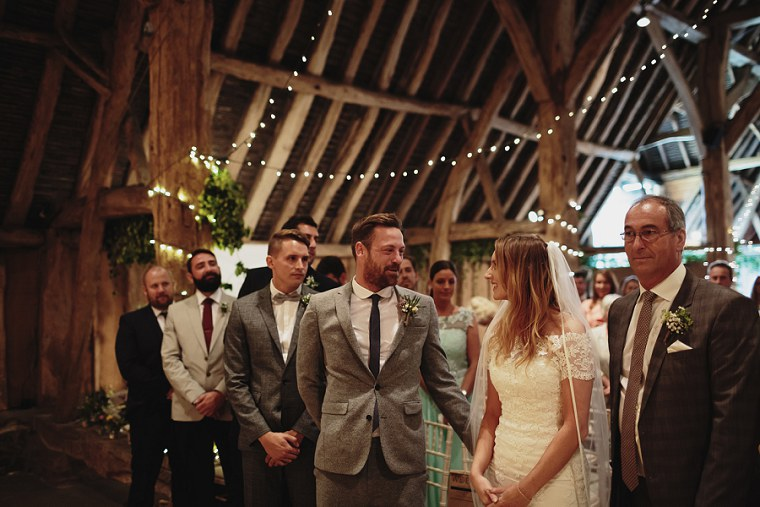Kent Wedding Photographer at Tithe Barn in Lenham Kent046