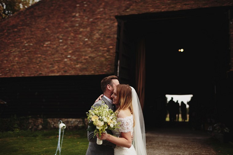 Kent Wedding Photographer at Tithe Barn in Lenham Kent065