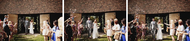 Kent Wedding Photographer at Tithe Barn in Lenham Kent066