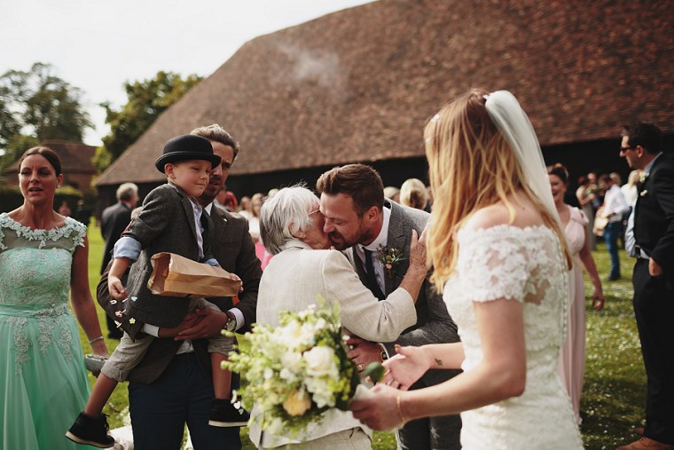 Kent Wedding Photographer at Tithe Barn in Lenham Kent070