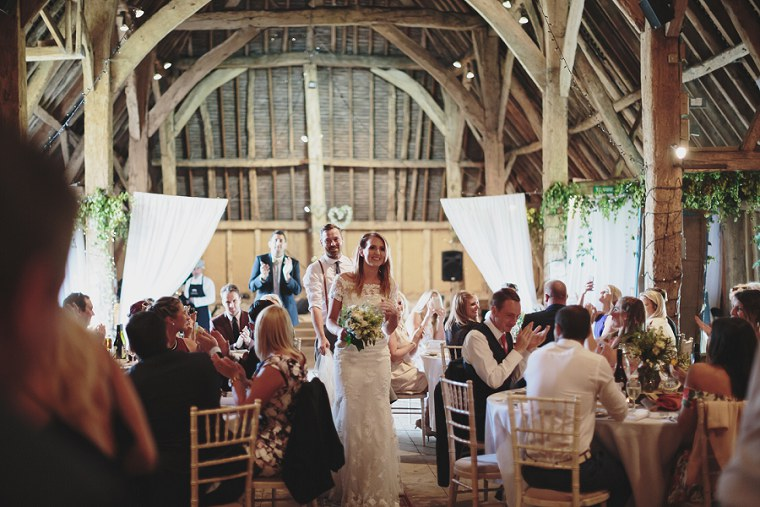 Kent Wedding Photographer at Tithe Barn in Lenham Kent125