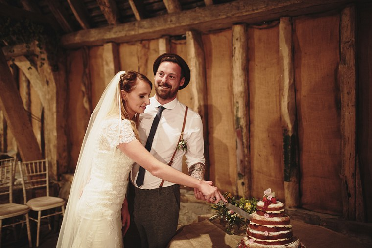 Kent Wedding Photographer at Tithe Barn in Lenham Kent140
