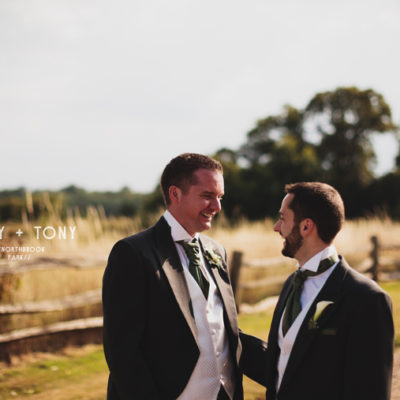 Civil Partnership Photography in Kent