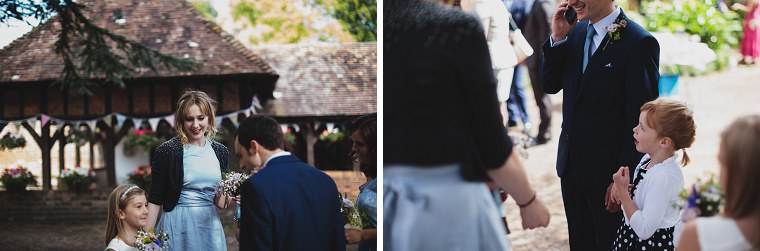 Kent Wedding Photographer at Chilham Village Hall 022