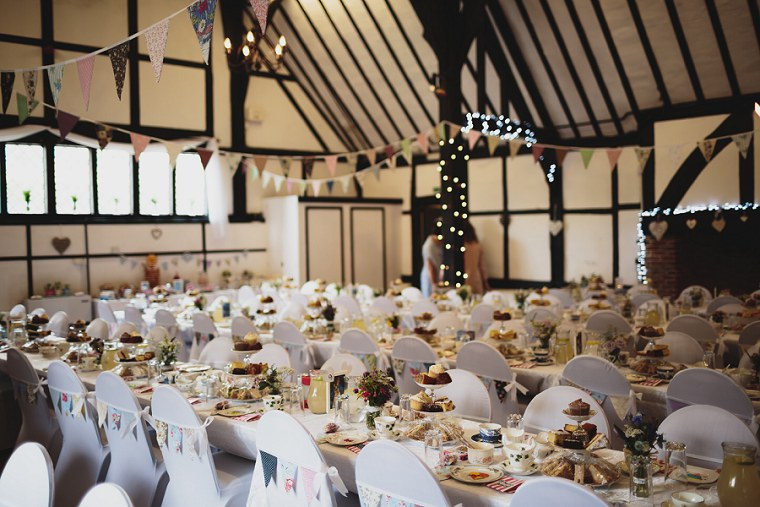 Chilham Village Hall Vintage Wedding Photography In Kent