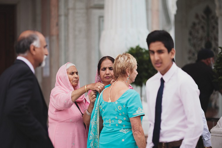 Wedding Photographer in Kent at The Gravesend Gurdwara 005