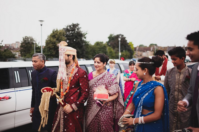 Wedding Photographer in Kent at The Gravesend Gurdwara 009