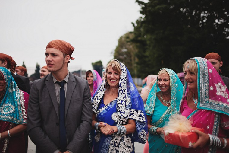 Wedding Photographer in Kent at The Gravesend Gurdwara 028