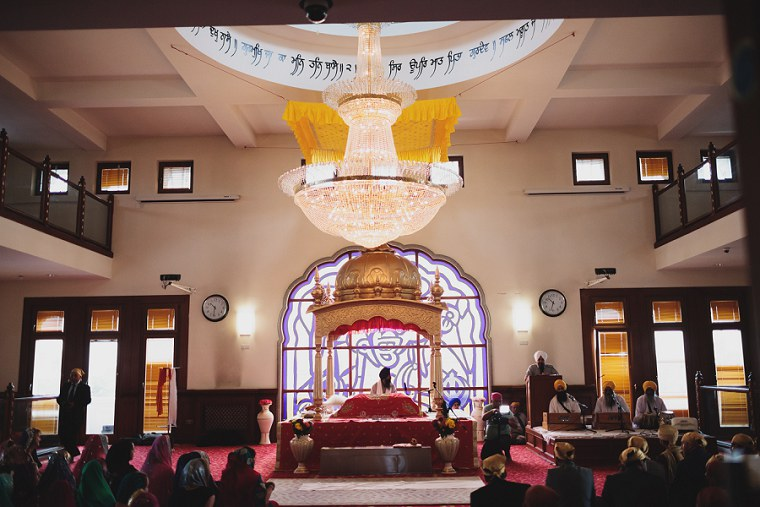 Wedding Photographer in Kent at The Gravesend Gurdwara 031