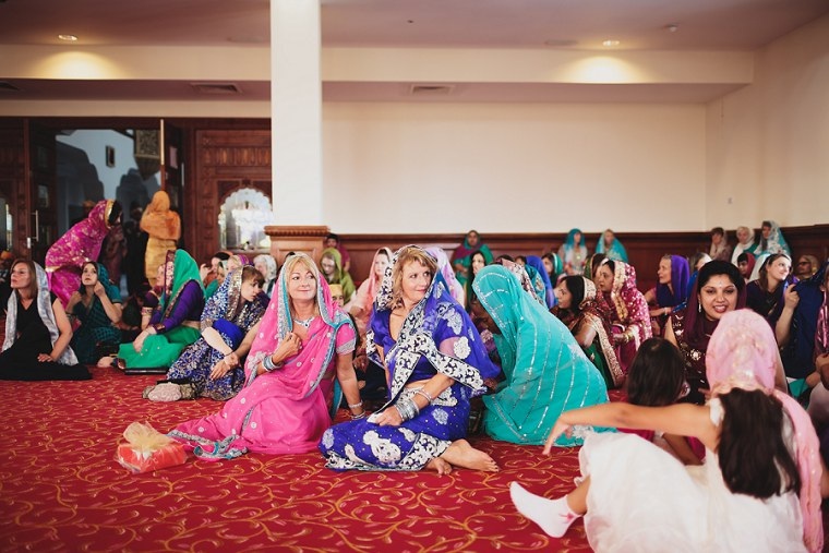 Wedding Photographer in Kent at The Gravesend Gurdwara 035