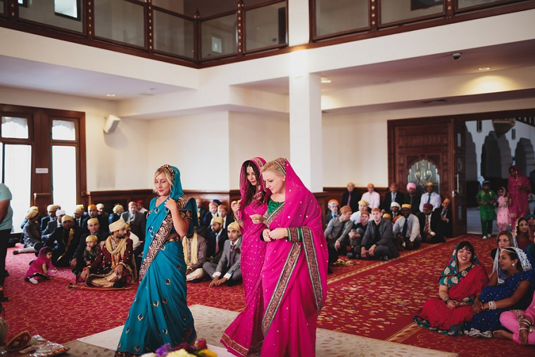 Wedding Photographer in Kent at The Gravesend Gurdwara 041