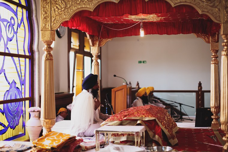 Wedding Photographer in Kent at The Gravesend Gurdwara 044