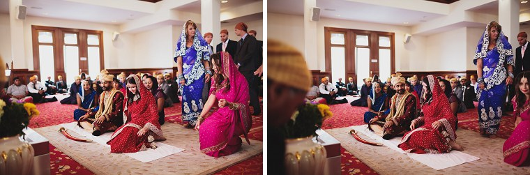 Wedding Photographer in Kent at The Gravesend Gurdwara 047