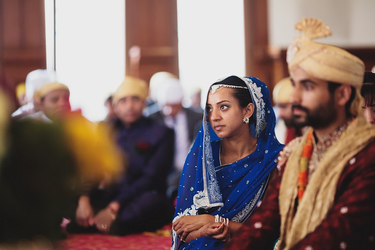 Wedding Photographer in Kent at The Gravesend Gurdwara 051