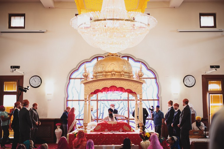 Wedding Photographer in Kent at The Gravesend Gurdwara 052