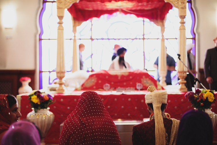 Wedding Photographer in Kent at The Gravesend Gurdwara 055