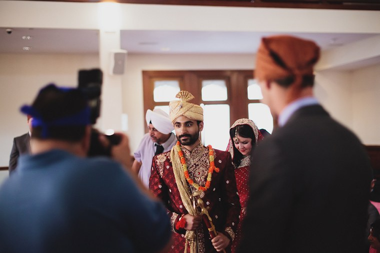 Wedding Photographer in Kent at The Gravesend Gurdwara 057