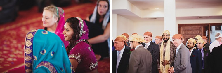 Wedding Photographer in Kent at The Gravesend Gurdwara 060