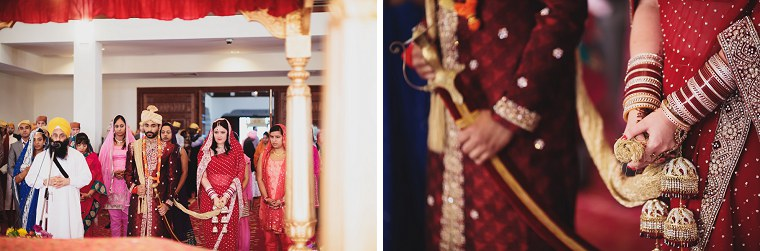 Wedding Photographer in Kent at The Gravesend Gurdwara 062
