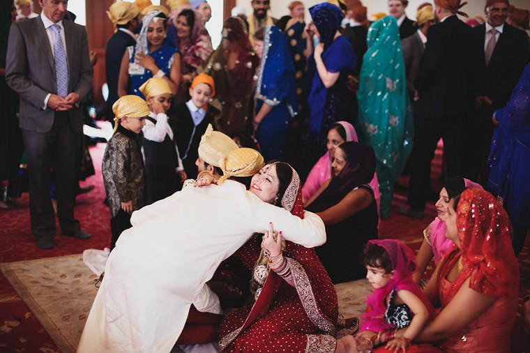 Wedding Photographer in Kent at The Gravesend Gurdwara 063
