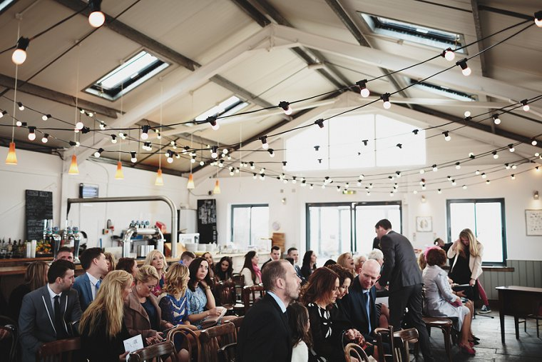 East Quay Whitstable Brewery Bar Wedding Photography 024