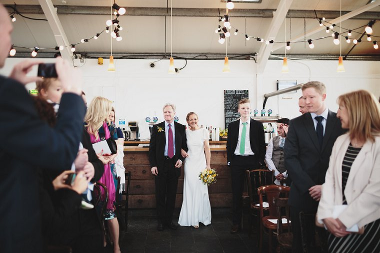 East Quay Whitstable Brewery Bar Wedding Photography 032