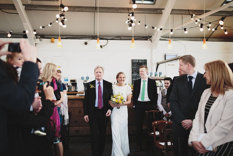East Quay Whitstable Brewery Bar Wedding Photography 033