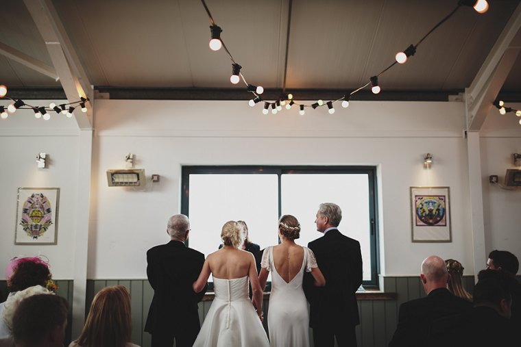 East Quay Whitstable Brewery Bar Wedding Photography 035