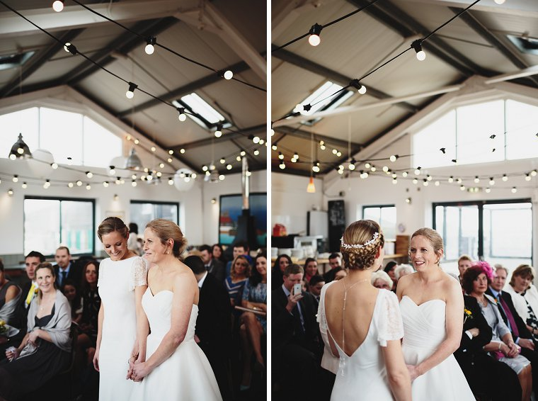 East Quay Whitstable Brewery Bar Wedding Photography 042