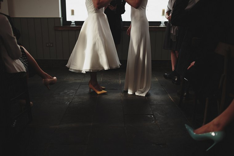 East Quay Whitstable Brewery Bar Wedding Photography 044