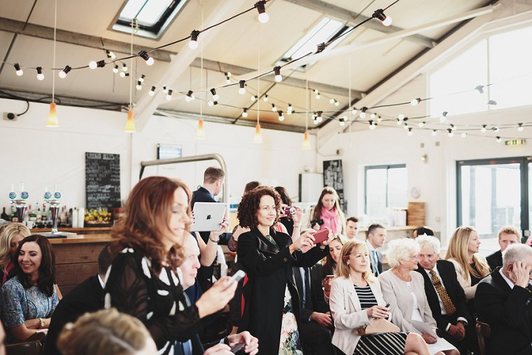 East Quay Whitstable Brewery Bar Wedding Photography 048