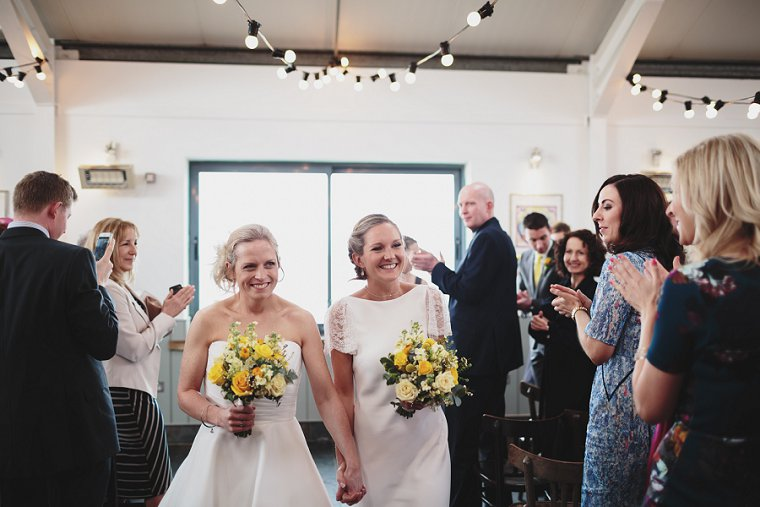 East Quay Whitstable Brewery Bar Wedding Photography 051