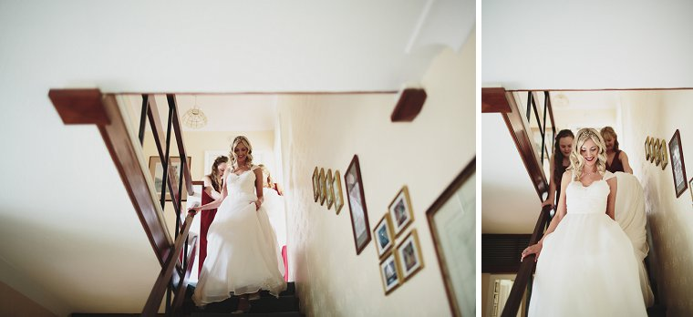 Oftley Place Country House Wedding Photography 008