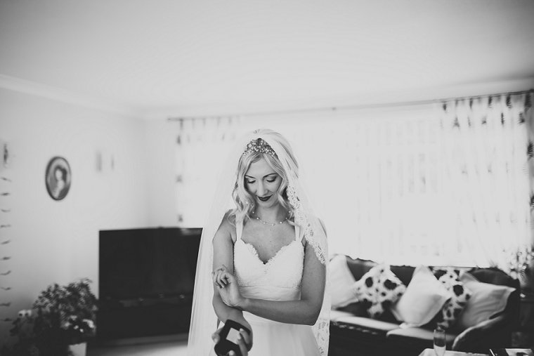 Oftley Place Country House Wedding Photography 012