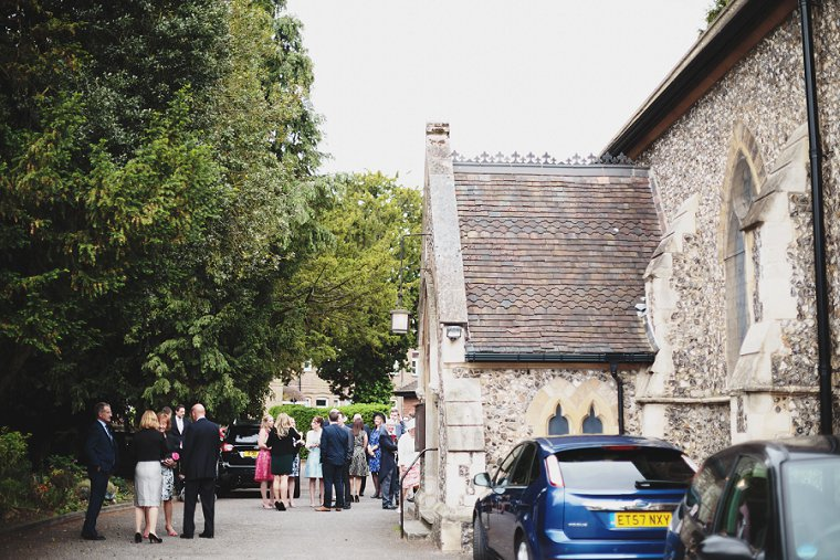 Oftley Place Country House Wedding Photography 016